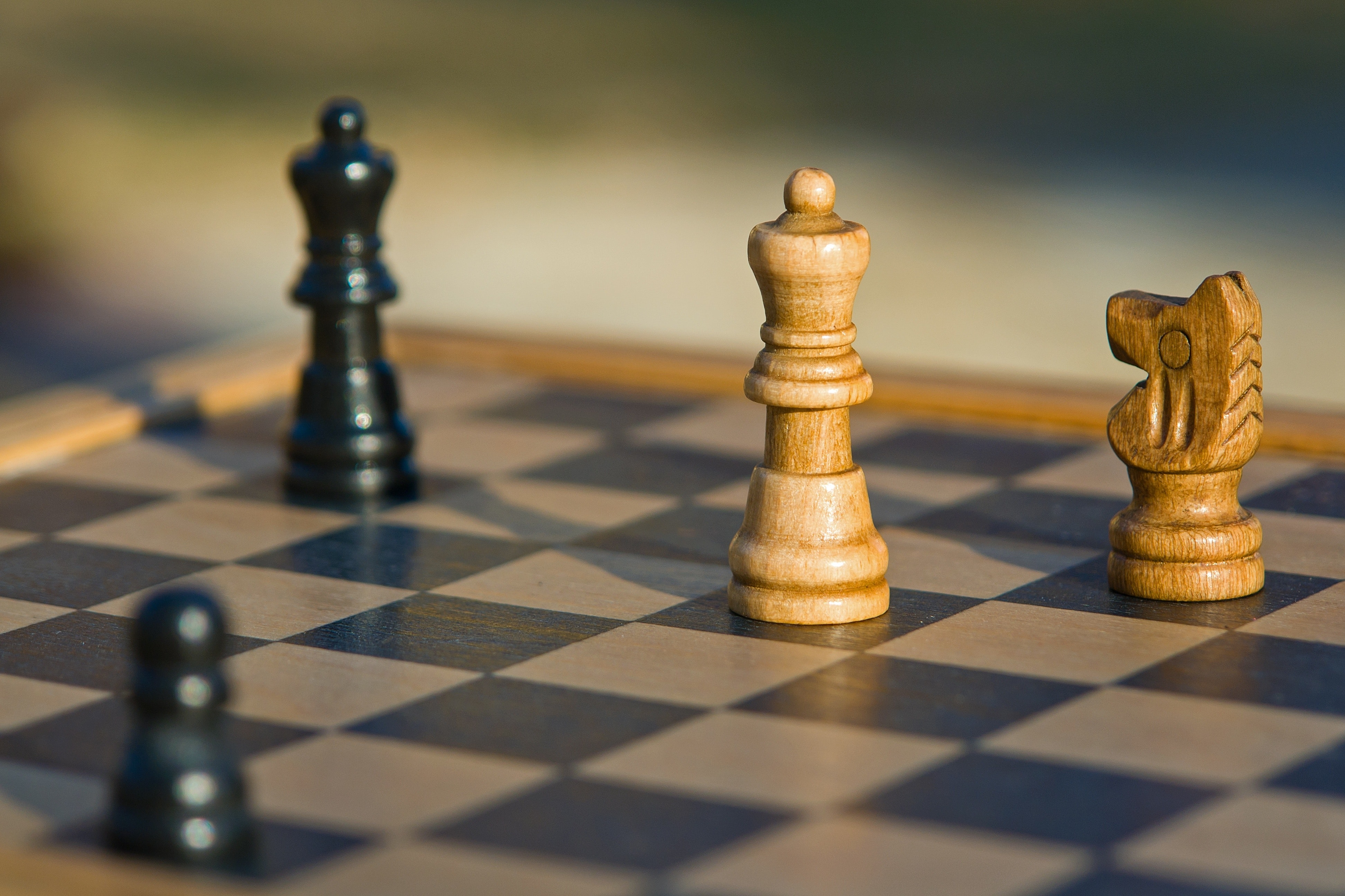 Chess Simplified - We simplify chess so that you can play at your best
